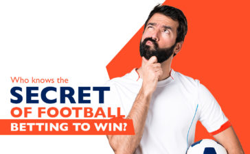 Who knows the secret of football betting to win?
